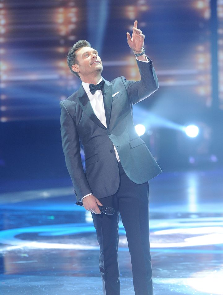 """Seacrest on the """"American Idol"""" finale, which may not be his finale after all."""