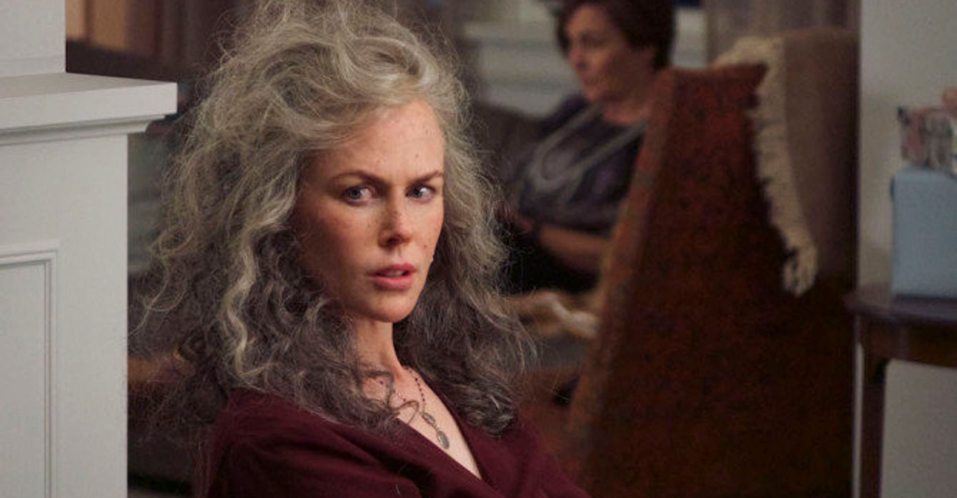 Glimpse Nicole Kidman's Wild 'Top Of The Lake' Hair In Action