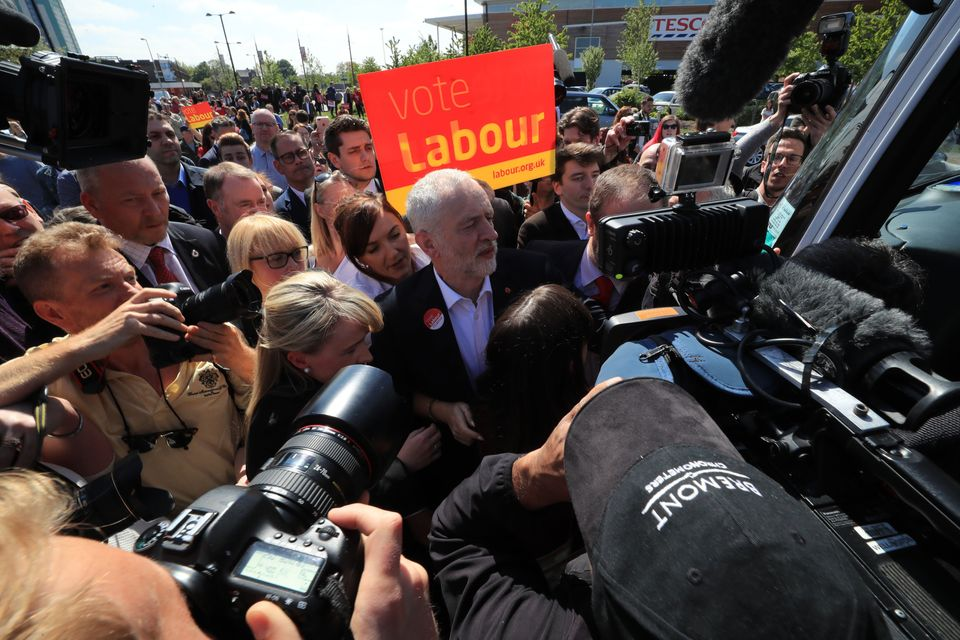 Jeremy Corbyn is a 'symptom' of Labour's problem not the cause, says Tim