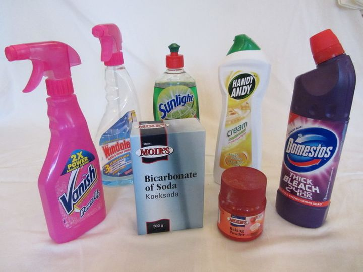 <p>Clean perhaps, but not safe.</p>