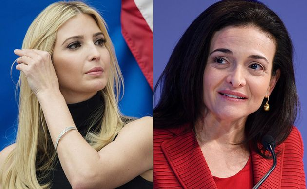 On Literary Impact, Ivanka Trump Is No Sheryl