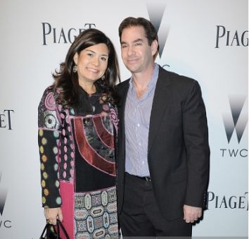 Attending the Piaget event.