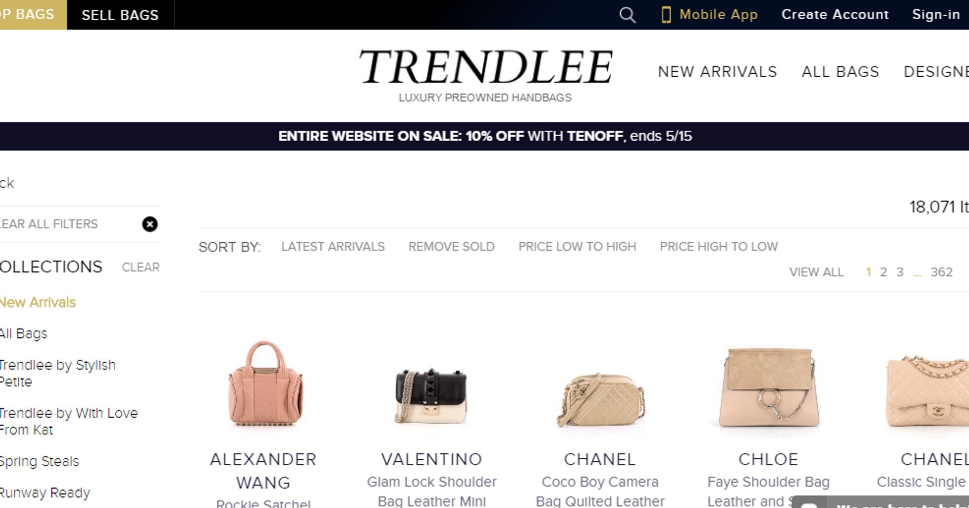 4338a79050a3 The Growth of Luxury Resale: An Interview With Trendlee's Co-Founder |  HuffPost