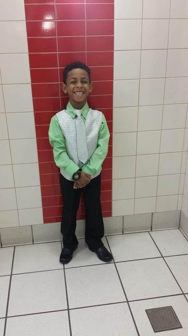 Gabriel Taye 8 killed himself earlier this year His death came two days after he was hospitalized for stomach pain