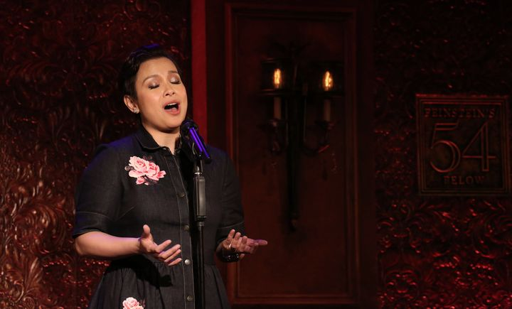 """""""I'm hoping there will be more Asian playwrights who will be brave enough to tell the stories they have,"""" Salonga said."""