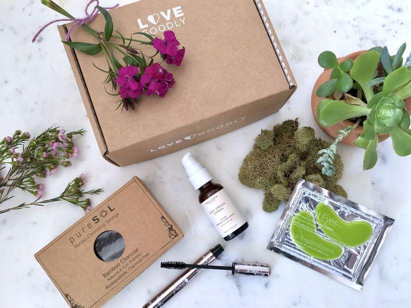 LOVE GOODLY April/May Box