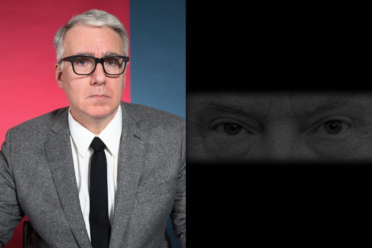 Keith Olbermann seeks world intel on Donald Trump