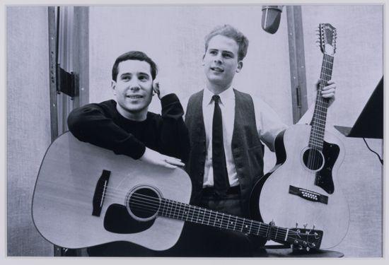 Landis and Garfunkel, 1964