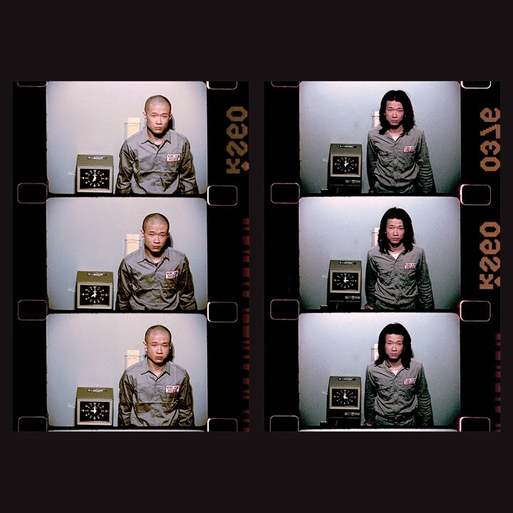 <p>Tehching Hsieh, <em>One Year Performance 1980-1981</em>, Performance, New York. Still images from 16mm film. © Tehching Hsieh. Courtesy of the artist and Sean Kelly Gallery.</p>