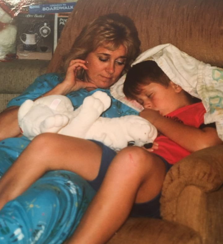 <p>My mom was more than my protector. She was my case manager, social worker, and mental health advocate too.</p>