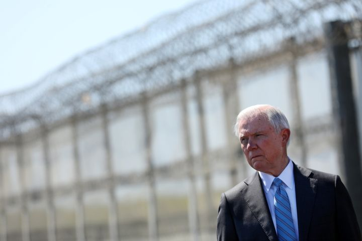 Jeff Sessions Pushes For Harsher Punishments For Non-Violent Drug Offenders