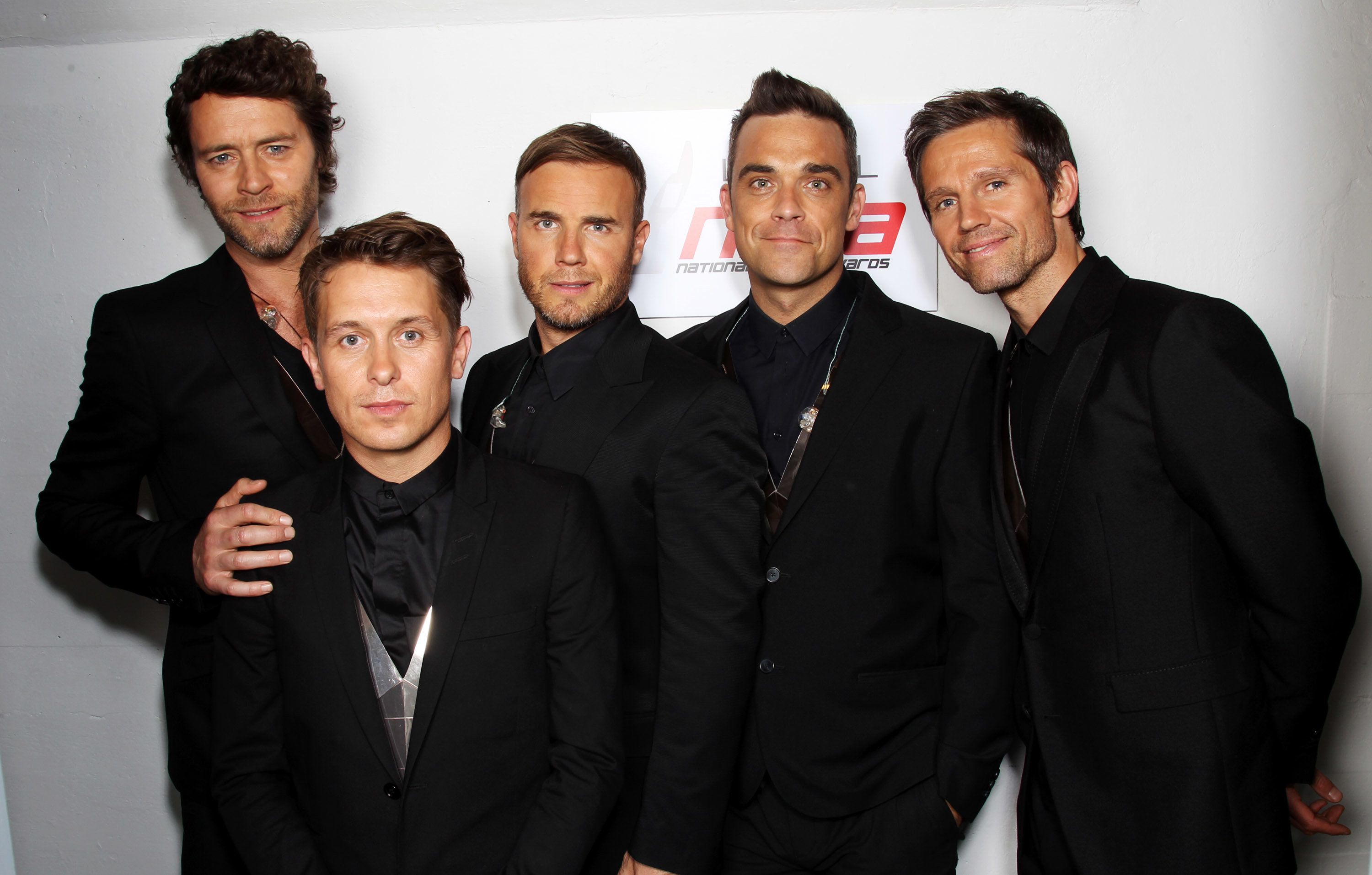 Gary Barlow Teases Huge Take That Reunion Plans For Band's 30th