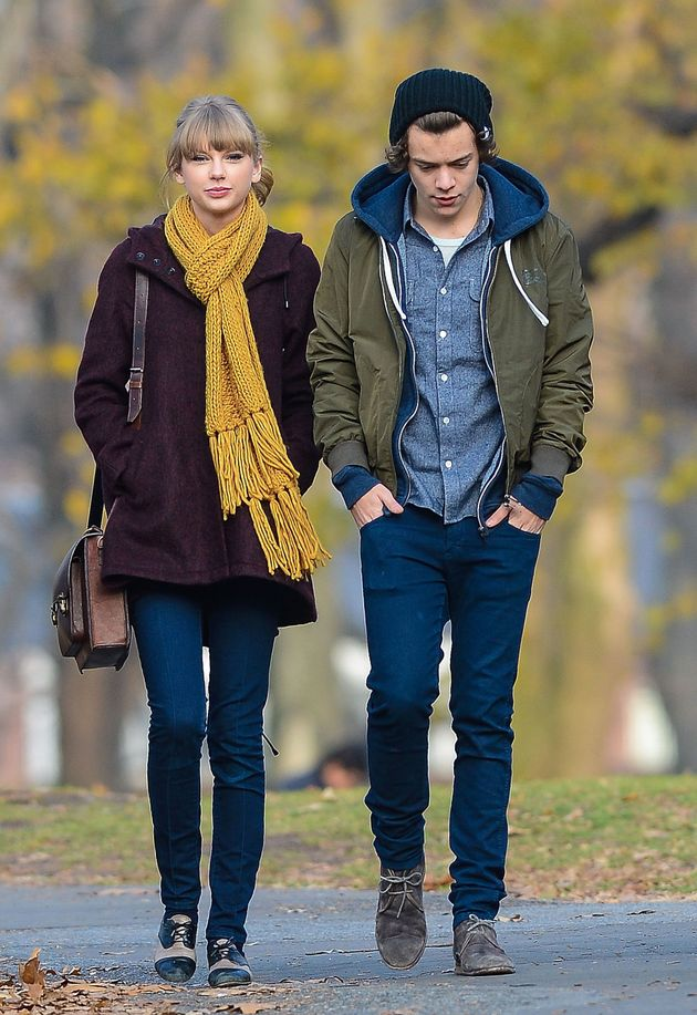 Harry and Taylor back in