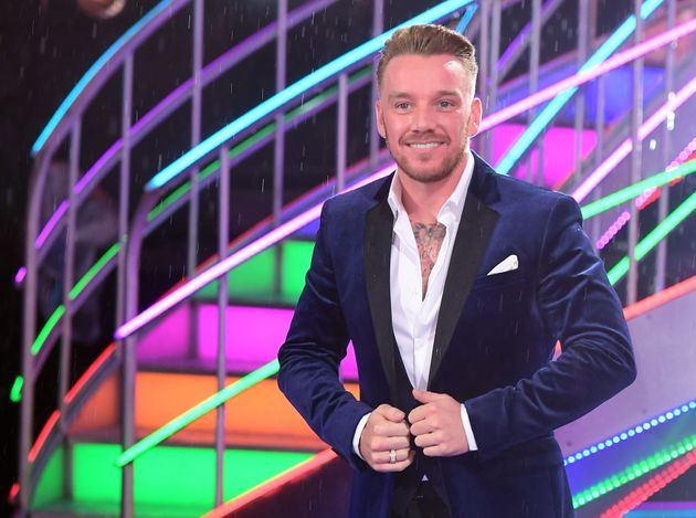Jamie O'Hara was a contestant on 'Celebrity Big Brother' in