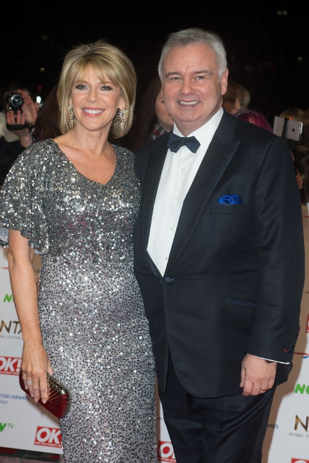 Ruth and Eamonn at the