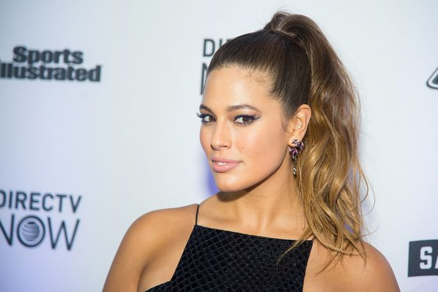 Ashley Graham attends the Sports Illustrated Swimsuit 2017 launch on 16 February 16 2017 in New York