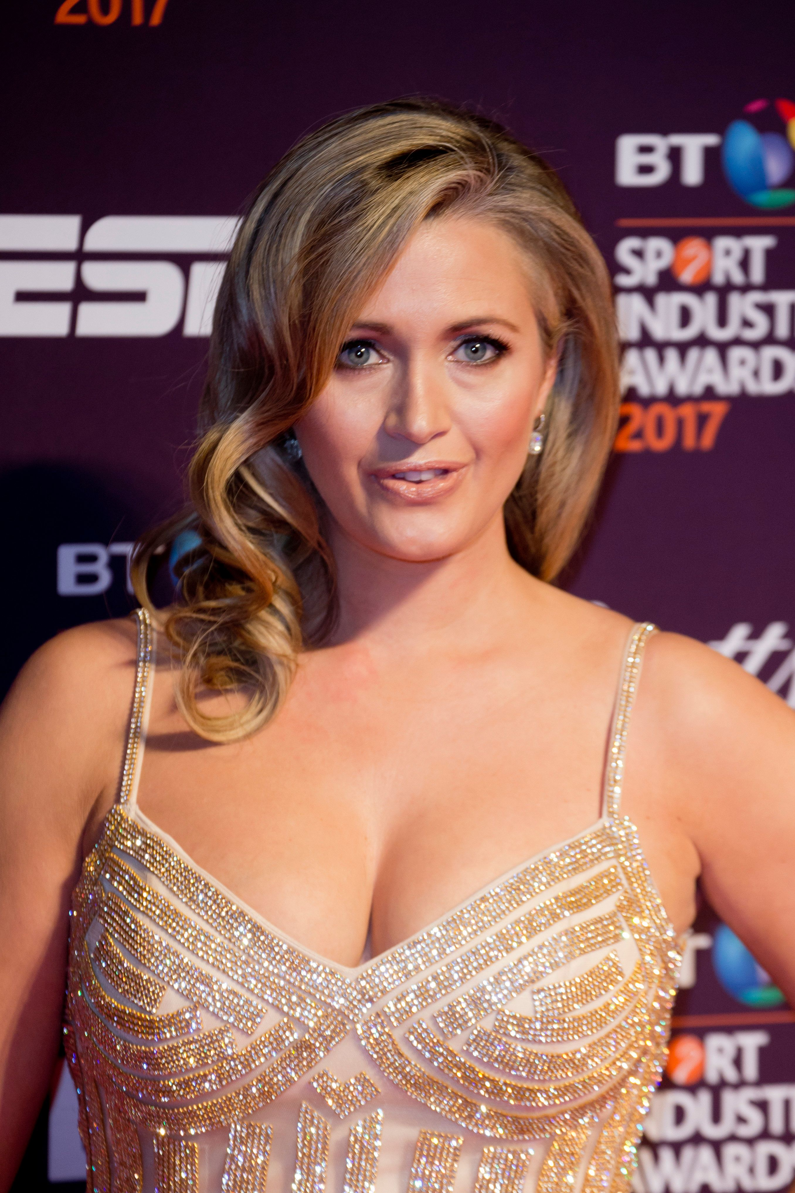 Sky Sports' Hayley McQueen Says Female Presenters 'Have To Work Twice As Hard' As She Addresses