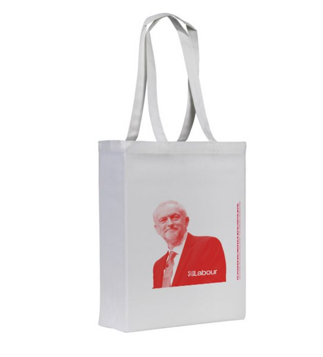 This 'Let's Make June The End Of May' Tote Bag Lets You Make A Gender Neutral Political Style