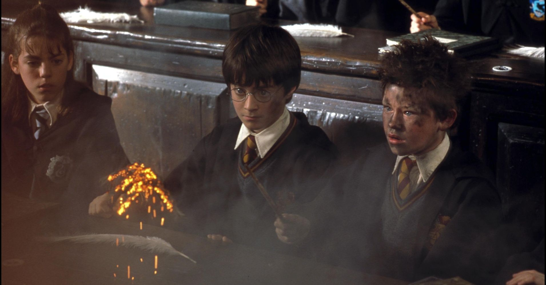 Heres What The First Harry Potter Book Looks Like Around
