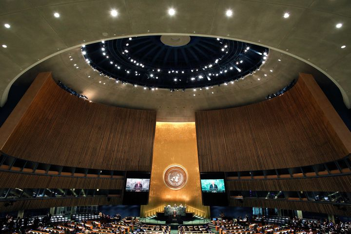 UN member states are holding consultations as part of the development of a Global Compact for Safe, Orderly and Regular Migr