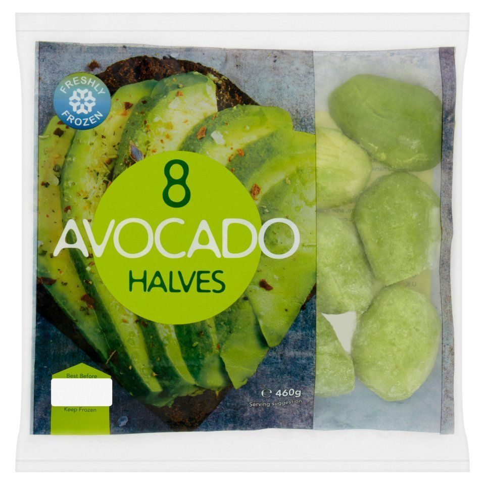 Iceland Launches Frozen Avocado Slices As Solution To 'Avocado Hand'