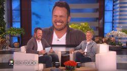 Chris Pratt And Ellen DeGeneres Lose It Playing 'Speak
