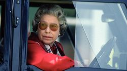 Let's Bask In The Glory Of These Photos Of Queen Elizabeth II Driving A