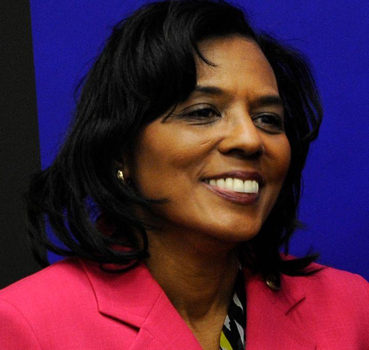 Virginia Delegate Jeion Antonia Ward.