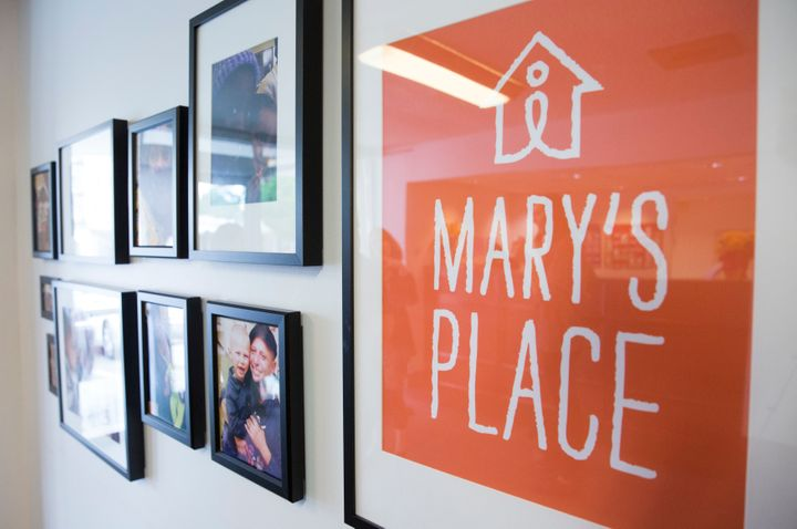 In 2016, Amazon invited Mary's Place, anon-profit that operates several homeless shelters, to settle into a former hote
