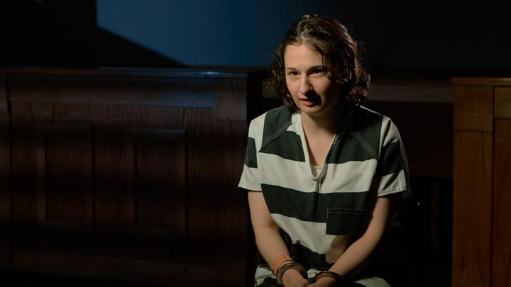 "Gypsy Rose Blanchard in ""Mommy Dead and Dearest."""