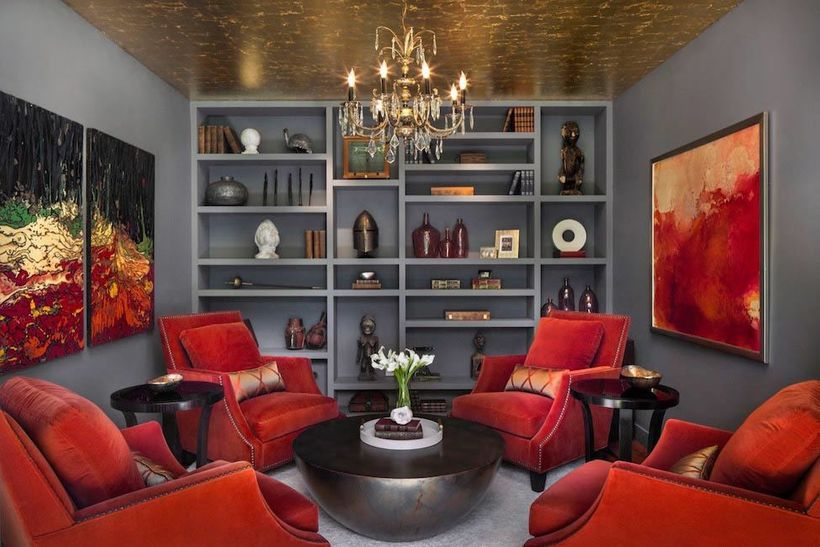 Accent Pieces that Make a Grand Statement in Small Spaces | HuffPost