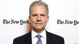 NEW YORK, NY - SEPTEMBER 17:  Arthur Sulzberger, Jr., Publisher of the New York Times, attends the New York Times Schools For Tomorrow Conference at the TimesCenter on September 17, 2013 in New York, United States.  (Photo by Neilson Barnard/Getty Images for The New York Times)