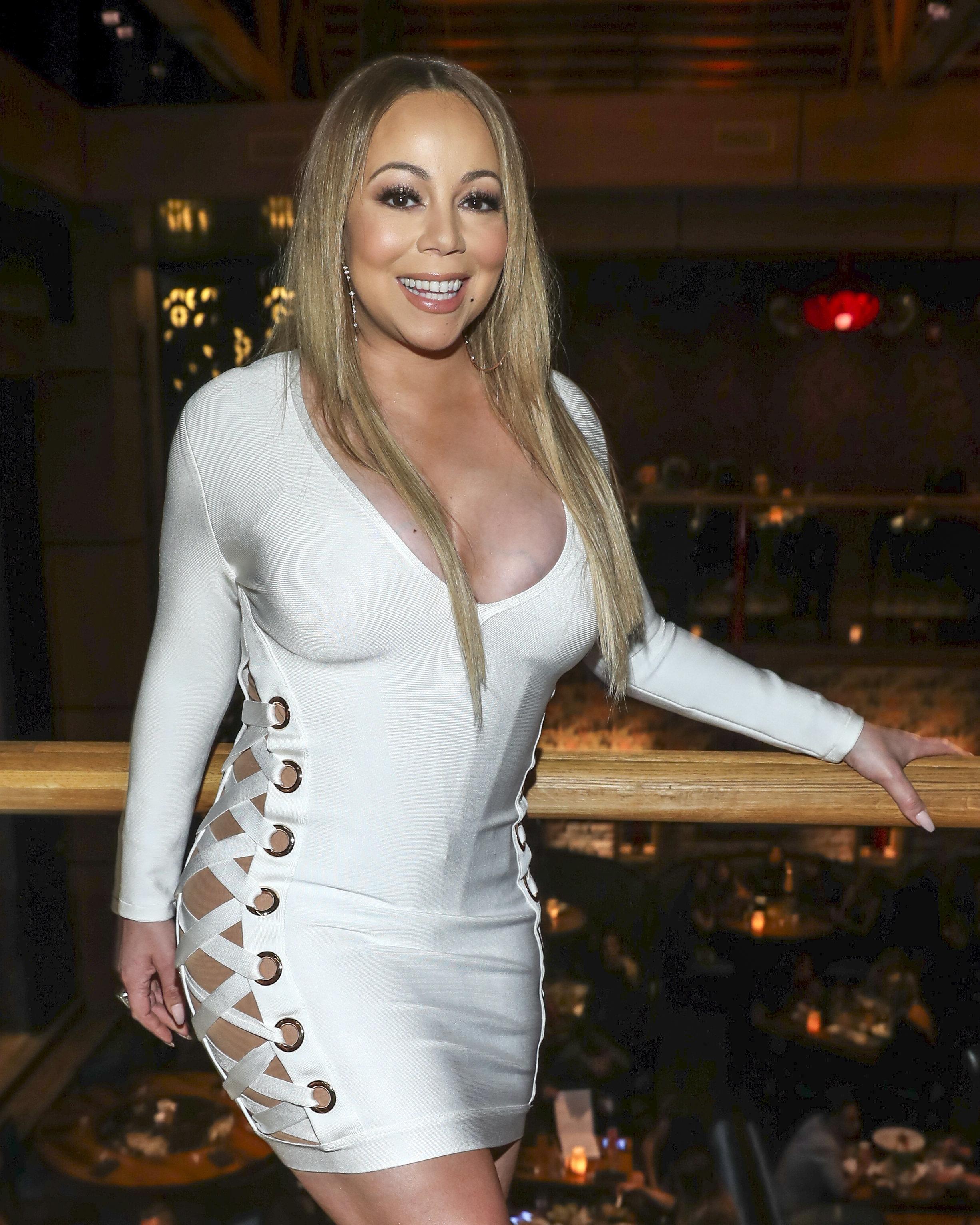 'X Factor' Bosses 'Lining Up Mariah Carey' For Judging