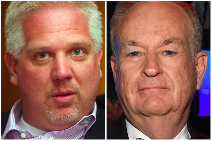 Glenn Beck offered his former colleague Bill O'Reilly a job on air Friday.