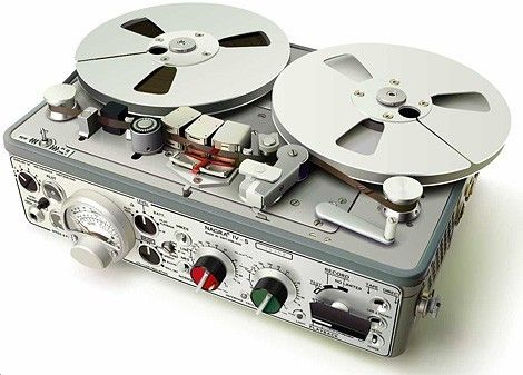 Nagra IV series tape recorder