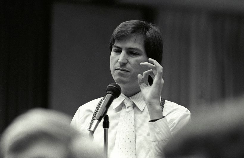 Steve Jobs - at PC Forum in Scottsdale