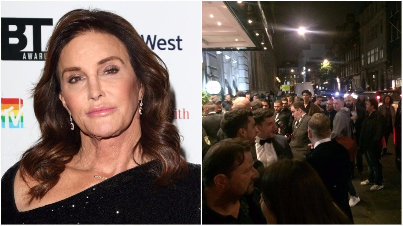 Caitlyn Jenner Suffers Vile Transphobic Attack After London LGBT