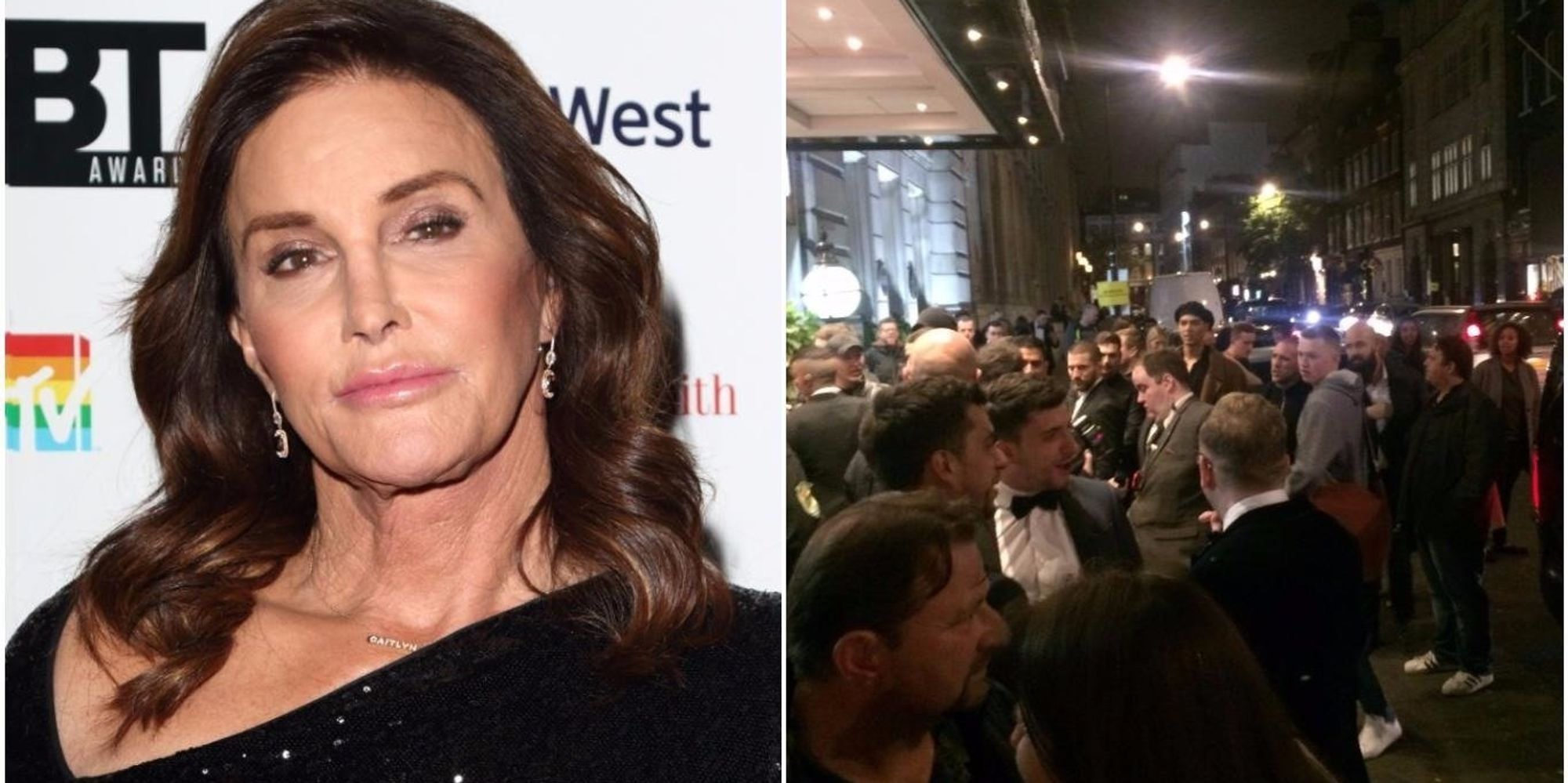 Caitlyn Jenner Suffers Vile Transphobic Attack After London LGBT Awards