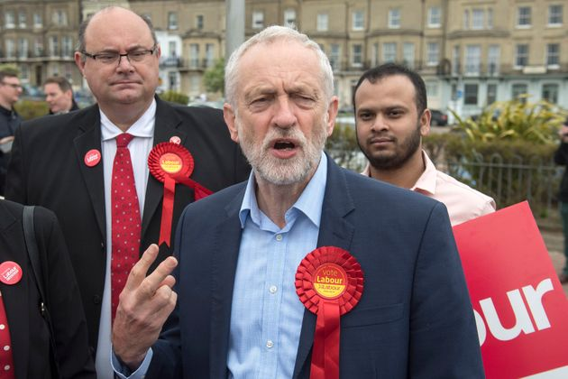Jeremy Corbyn's party pledged to tackle tax