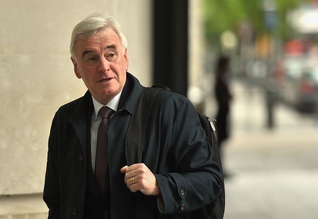 Shadow Chancellor John McDonnellsaid that 'ordinary people are still being made to pay by the Tories...