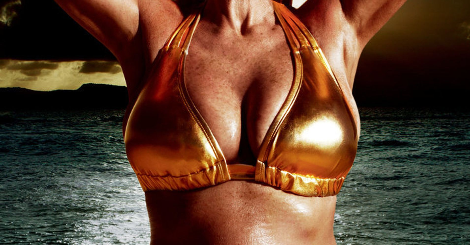 50+ Women Can't Wear Bikinis? Not Anymore!