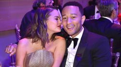 John Legend Wishes Chrissy Teigen A Happy Mother's Day With Sweet
