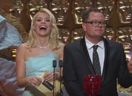 Alan Carr Shames Holly Willoughby's Hungover 'This Morning' Appearance During TV Baftas