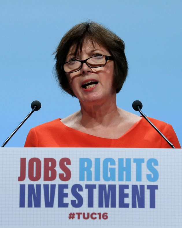 TUC General Secretary Frances O'Grady wants to see more detail on the Tories'