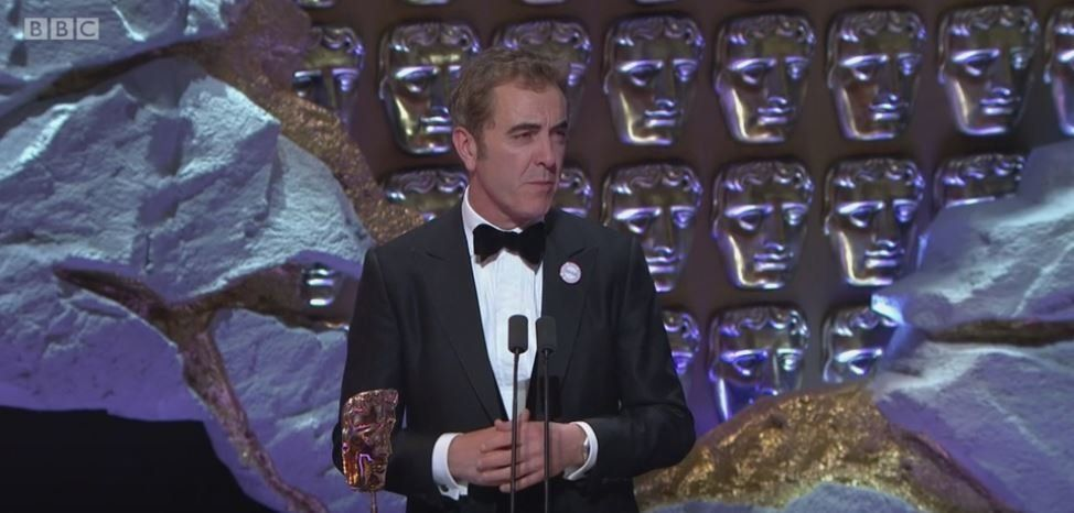 James Nesbitt Takes A Stand Against Acting Industry Sexism In Impassioned TV Baftas