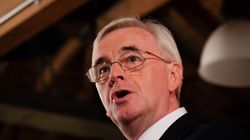 McDonnell Denies 'Row' Over Labour's Plan To Axe Tuition