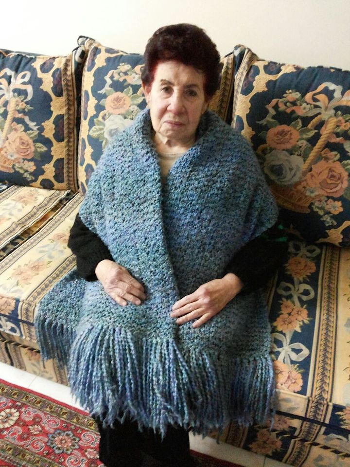My mother Laila, has survived in Damascus during the horrendous civil war going for seven years.