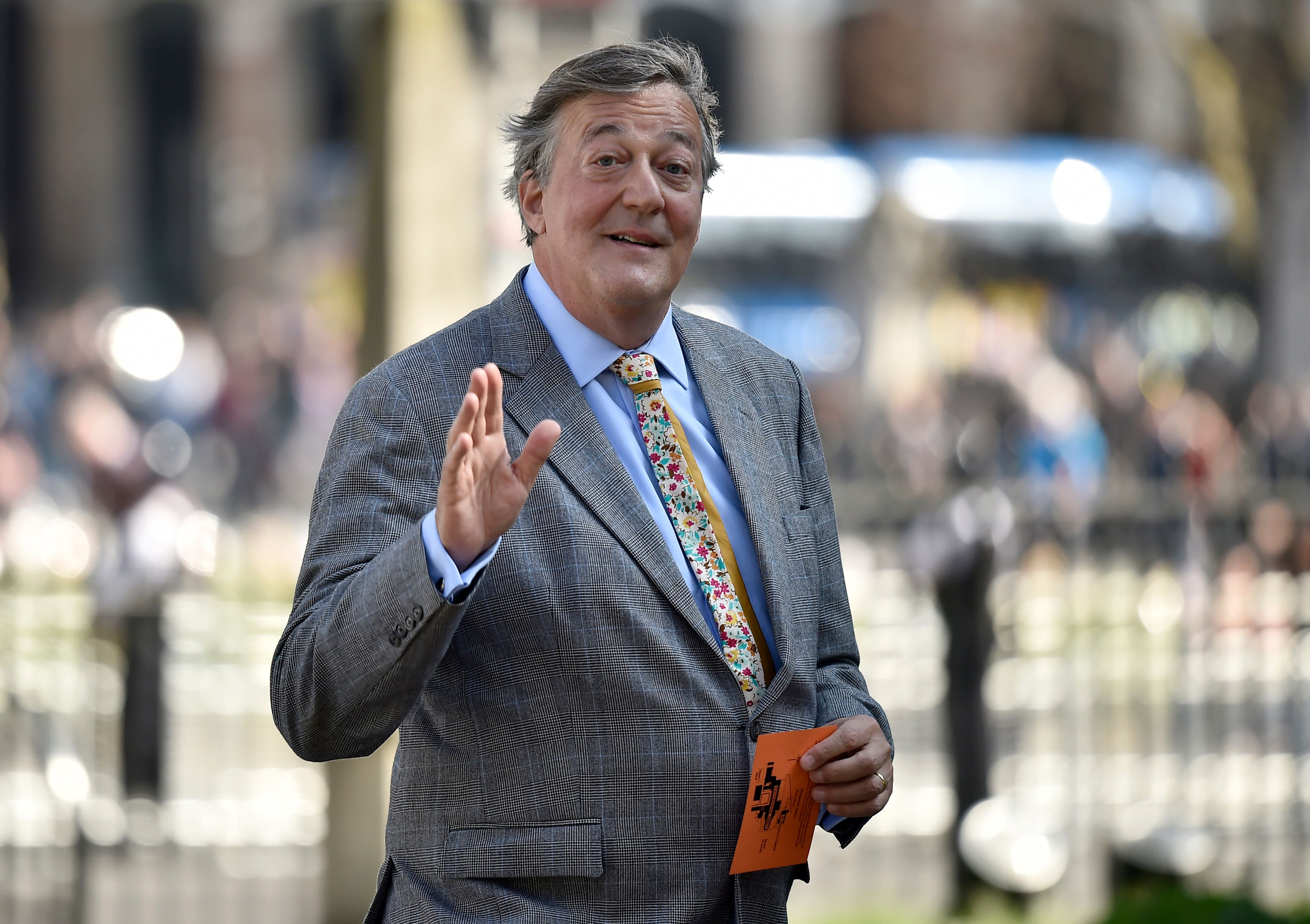 Stephen Fry Brilliantly Explains Why People Believe Donald Trump's Lies