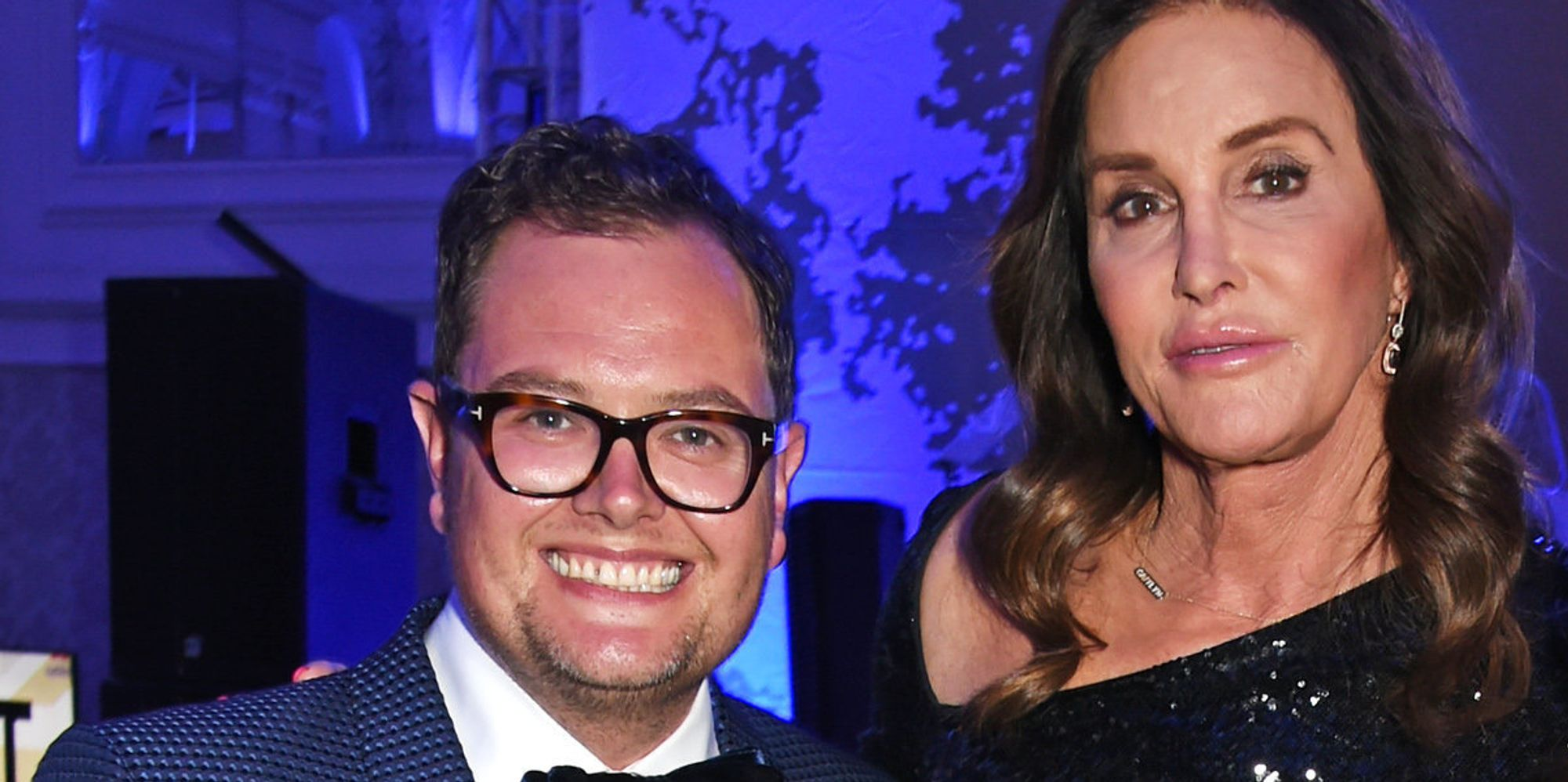 Alan Carr Sickened By Transphobic Attack On Caitlyn Jenner At British LGBT Awards