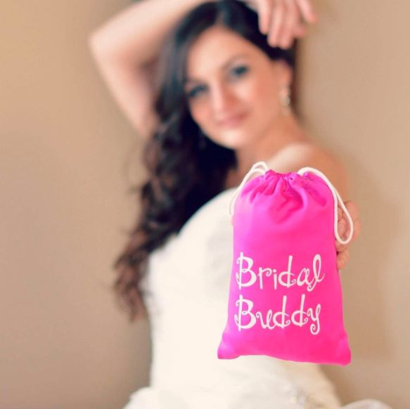 Bridal Buddy Is The Genius Undergarment That Allows Brides To Use The Bathroom